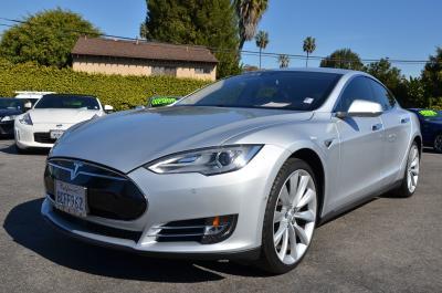 2014 Tesla Model S Base for sale VIN: 5YJSA1S10EFP48029