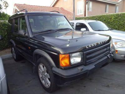2002 Land Rover Discovery Series II SE for sale VIN: SALTW154X2A762609