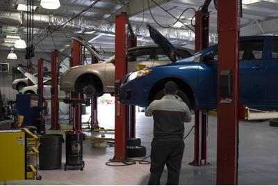 Flow Toyota of Statesville Image 4