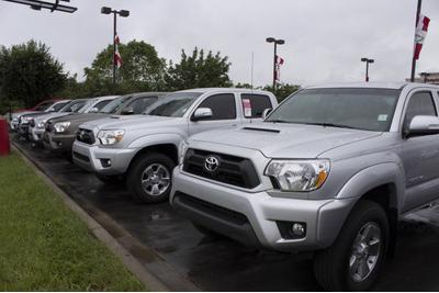 Flow Toyota of Statesville Image 7