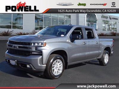 Chevrolet Silverado 1500 2019 for Sale in Escondido, CA