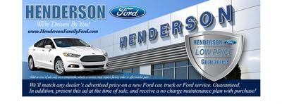 Henderson Ford Image 4