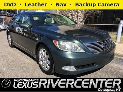 2007 Lexus LS 460 L for sale VIN: JTHGL46F575009121