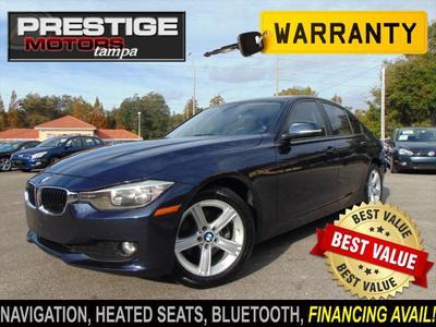 2015 BMW 320 i xDrive for sale VIN: WBA3C3C54FK200483