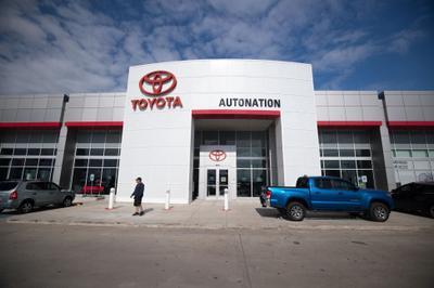 Autonation Corpus Christi >> Autonation Toyota Corpus Christi In Corpus Christi Including Address
