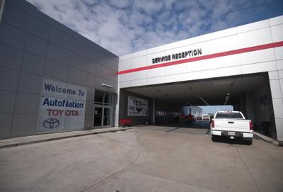 AutoNation Toyota Corpus Christi Image 2