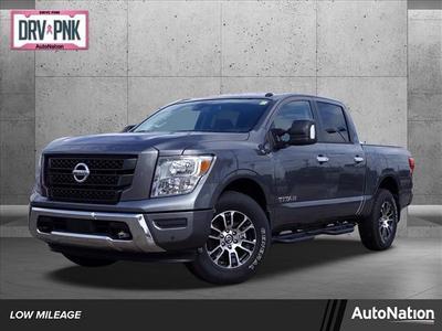 Nissan Titan 2021 for Sale in Houston, TX