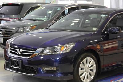 Friendly Honda Image 1