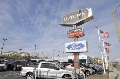 Uptown Ford Lincoln Image 2