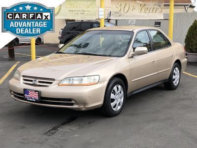 2001 Honda Accord LX V6 for sale VIN: 1HGCG16441A046209