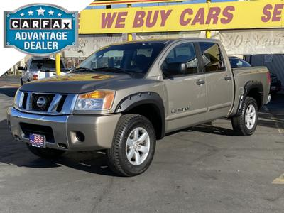 Nissan Titan 2009 a la Venta en Salt Lake City, UT