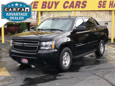 2007 Chevrolet Avalanche 1500 LS for sale VIN: 3GNFK12347G235144
