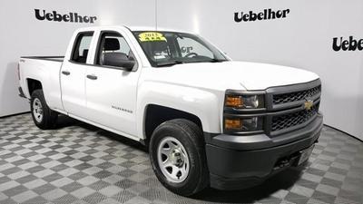 2015 Chevrolet Silverado 1500 WT for sale VIN: 1GCVKPEC1FZ294170