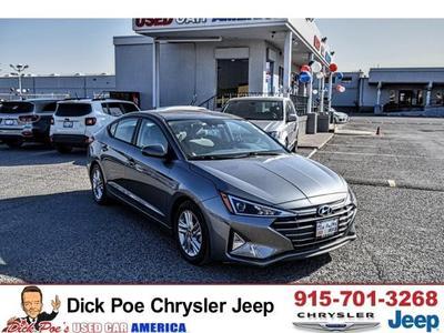 Hyundai Elantra 2019 for Sale in El Paso, TX