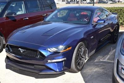 2018 Ford Mustang GT Premium for sale VIN: 1FA6P8CF0J5100453