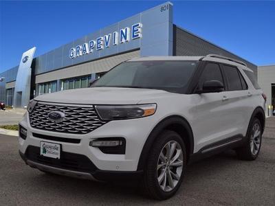 Ford Explorer 2021 a la venta en Grapevine, TX