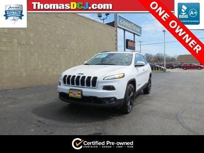 2016 Jeep Cherokee Limited for sale VIN: 1C4PJMDS5GW344669