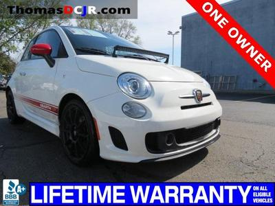 2013 Fiat 500 Abarth for sale VIN: 3C3CFFFH4DT554246