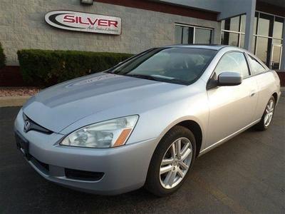2005 Honda Accord EX-L for sale VIN: 1HGCM81715A006579