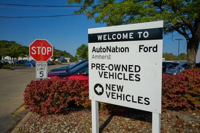 AutoNation Ford Amherst Image 5