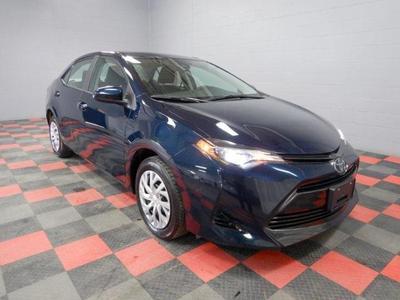 2019 Toyota Corolla LE for sale VIN: 2T1BURHE4KC126808