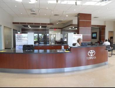 Lipton Toyota Image 3
