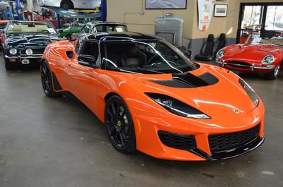 Used 2020 Lotus Evora Gt 2 2 Coupe In Huntington Station Ny