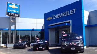 Armen Chevrolet Image 1