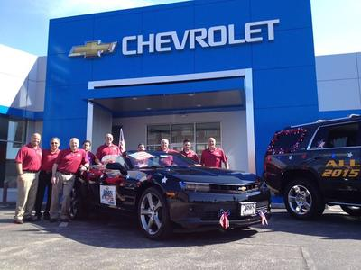 Armen Chevrolet Image 3