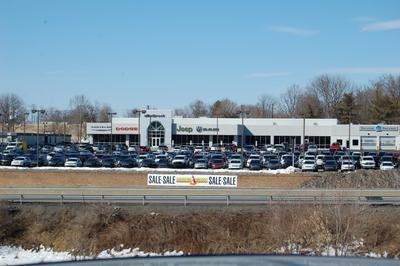 Rothrock Nissan, Chrysler, Dodge, Jeep, RAM Image 2