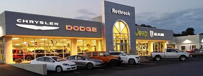 Rothrock Nissan, Chrysler, Dodge, Jeep, RAM Image 4