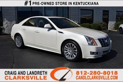 2013 Cadillac CTS Premium for sale VIN: 1G6DP5E37D0114910
