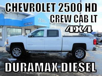 Chevrolet Silverado 2500 2015 undefined undefined Warren, MI
