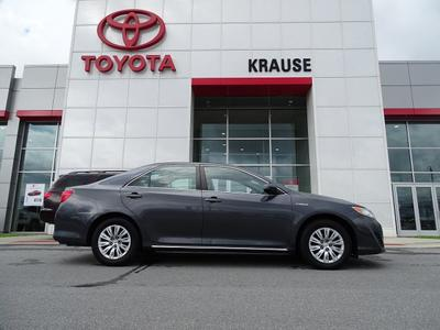 2012 Toyota Camry Hybrid LE for sale VIN: 4T1BD1FK6CU042175