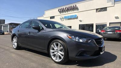 2016 Mazda Mazda6 i Touring for sale VIN: JM1GJ1V51G1446877