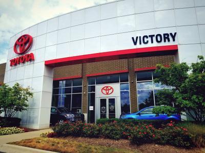 Victory Toyota Canton Image 8