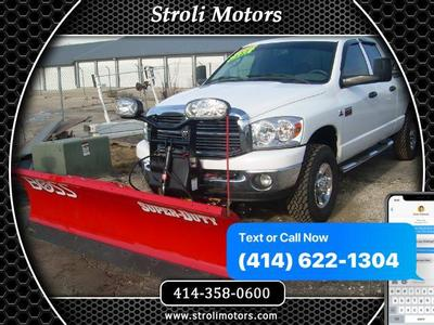 2008 Dodge Ram 2500 SLT Quad Cab for sale VIN: 3D7KS28AX8G216527