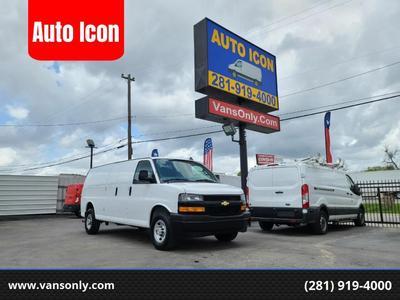 Chevrolet Express 2500 2020 a la venta en Houston, TX