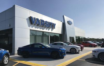 Varsity Ford Ann Arbor >> Varsity Ford in Ann Arbor including address, phone, dealer reviews, directions, a map, inventory ...