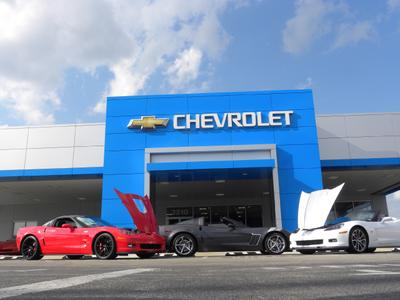 Penske Chevrolet Image 1