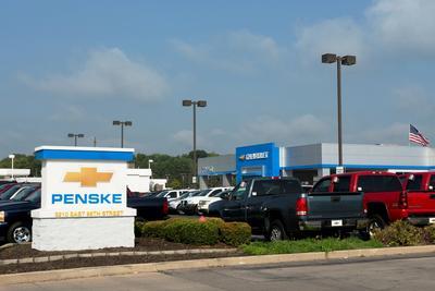Penske Chevrolet Image 6