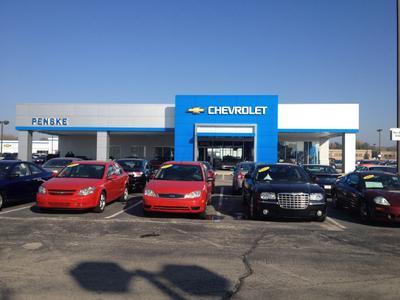 Penske Chevrolet Image 7