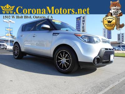 KIA Soul 2016 for Sale in Ontario, CA