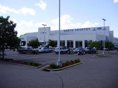 North Country Ford >> Luther North Country Ford Lincoln In Minneapolis Including