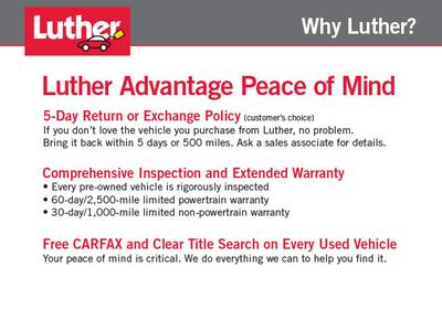 Luther North Country Ford Lincoln Image 9