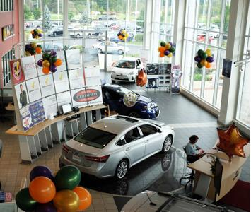 Premier Toyota of Amherst Image 6