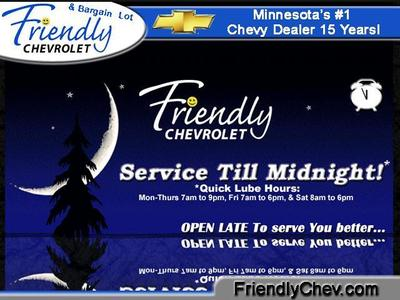 Friendly Chevrolet of Fridley Image 4