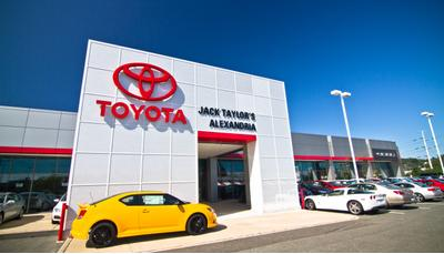 Jack Taylor's Alexandria Toyota Image 4