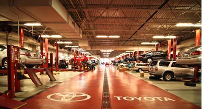 Jack Taylor's Alexandria Toyota Image 6