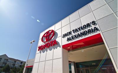 Jack Taylor's Alexandria Toyota Image 7
